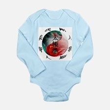 TaiChi Long Sleeve Infant Bodysuit