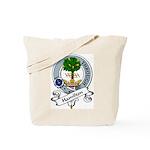 Hamilton Clan Badge Tote Bag