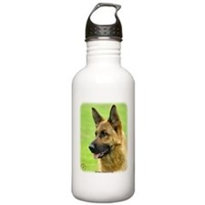 German Shepherd Dog 9B50D-20 Sports Water Bottle