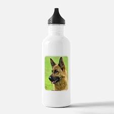 German Shepherd Dog 9B50D-20 Water Bottle