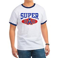 Super Dad Ringer T