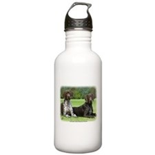 German Shorthaired Pointer 9J37D-09 Water Bottle
