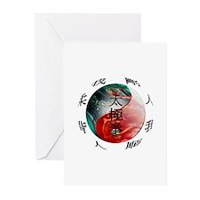 TaiChi Greeting Cards (Pk of 20)