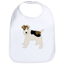 Wire Fox Terrier Bib