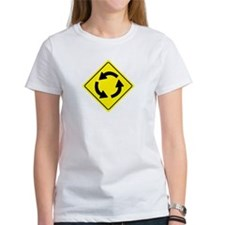 Roundabout Sign Tee