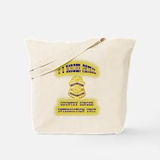 USBP Country Singer Interdict Tote Bag