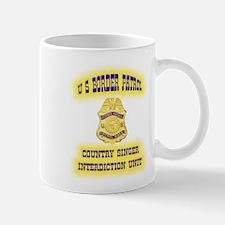 USBP Country Singer Interdict Mug
