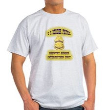 USBP Country Singer Interdict T-Shirt