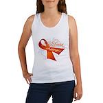 Leukemia Awareness Women's Tank Top