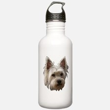 Westie Water Bottle