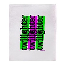 Twilighter by twibaby.com Throw Blanket