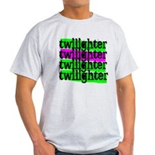 Twilight Christmas Tree T-Shirt