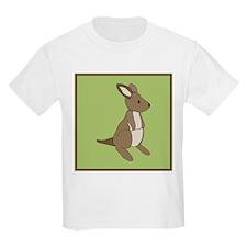 kangaroo (green) T-Shirt