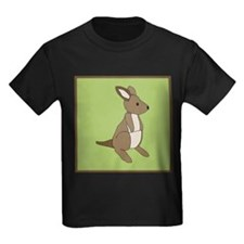 kangaroo (green) T