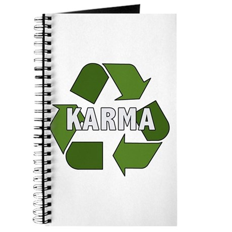 Recycle Karma Journal