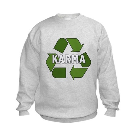Recycle Karma Kids Sweatshirt
