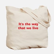 The L Word Theme Tote Bag