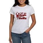 Santas Jingle Bells Women's T-Shirt