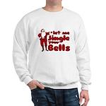 Santas Jingle Bells Sweatshirt