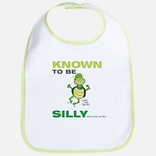 Silly Turtle Bib