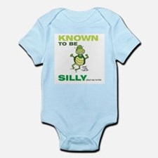 Silly Turtle Infant Bodysuit