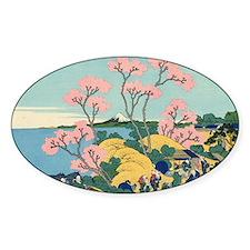 Katsushika Hokusai Decal