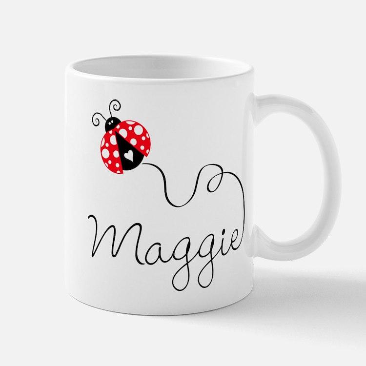 Ladybug Maggie Mug