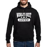 World's Best Wifey Hoodie (dark)