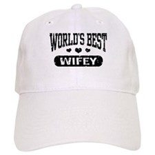 World's Best Wifey Baseball Cap