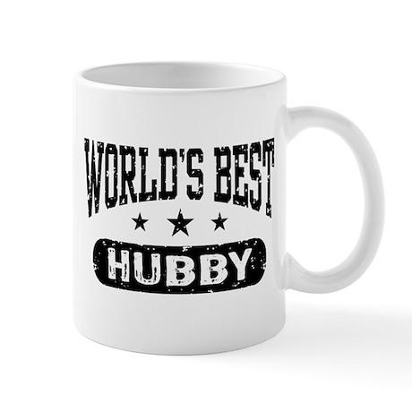World's Best Hubby Mug