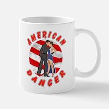 American Dancer Mug