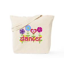 The Dancers' Garden by DanceShirts.com Tote Bag