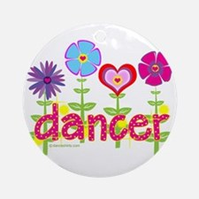The Dancers' Garden by DanceShirts.com Ornament (R