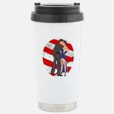 American Dancer Travel Mug