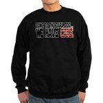 Dark Side of Cake Sweatshirt (dark)