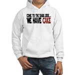 Dark Side of Cake Hooded Sweatshirt