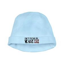 Dark Side of Cake baby hat