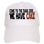 Dark Side of Cake Cap
