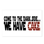 Dark Side of Cake Postcards (Package of 8)