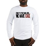 Dark Side of Cake Long Sleeve T-Shirt