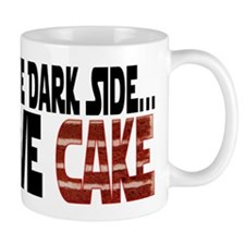 Dark Side of Cake Mug