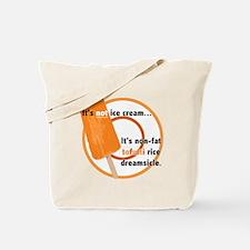Tofutti Rice Dreamsicle Tote Bag