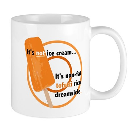 Tofutti Rice Dreamsicle Mug