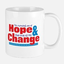 Hope & Change Mug