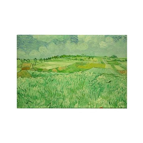 Vincent Van Gogh Rectangle Magnet (100 pack)