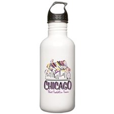 Chicago That Toddlin T Sports Water Bottle