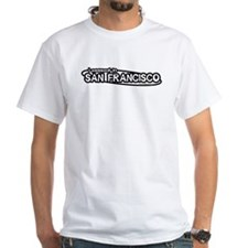 """""""I pooped in San Francisco"""" Shirt"""