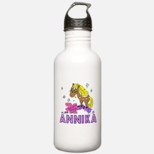 I Dream Of Ponies Annika Sports Water Bottle