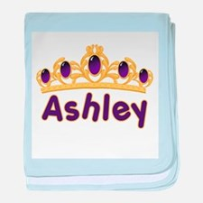 Princess Tiara Ashley Persona baby blanket