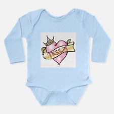 Sweetheart Tessa Custom Princ Long Sleeve Infant B